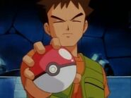 Brock Gym Battle