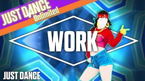Work by Rihanna ft. Drake Just Dance FanMashup