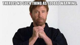 Chuck4 Beliefs GlobalWarming