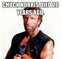 Chuck28 Legacy