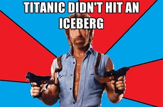 Chuck3 Beliefs Titanic
