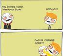 Bronald Trump