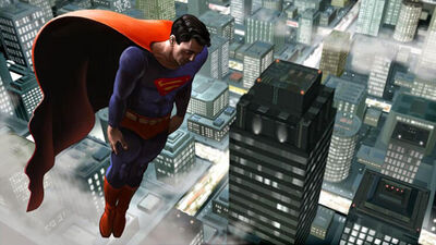 J.J. Abrams Wrote a Superman Movie