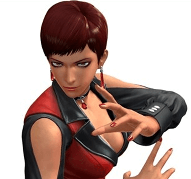 King of Fighters XIV Roster-Vice-kofxiv