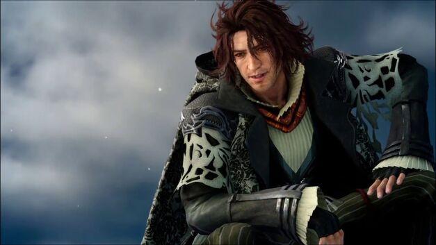 Ardyn Izunia from Final Fantasy XV