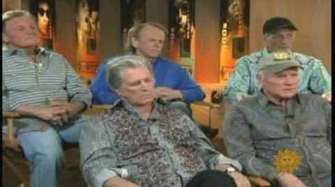 CBS Sunday Morning - The Beach Boys 50th Anniversary