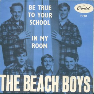File:Beach Boys - Be True To Your School.jpg
