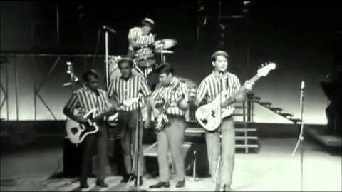 The Beach Boys Live @ the T.A.M.I. Show 1964