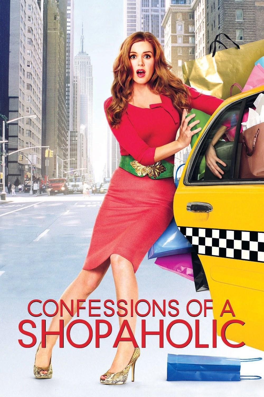 Резултат с изображение за confessions of a shopaholic