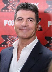 Simon Cowell in December 2011