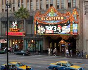 Toy Story 3, El Capitan Theatre, 2010