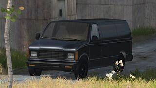 Detective's spy van