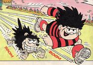 Dennis and Gnasher-1993