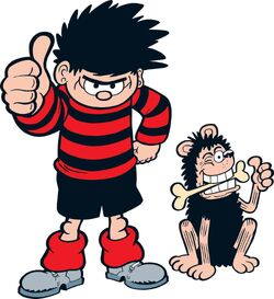 Dennis and Gnasher B