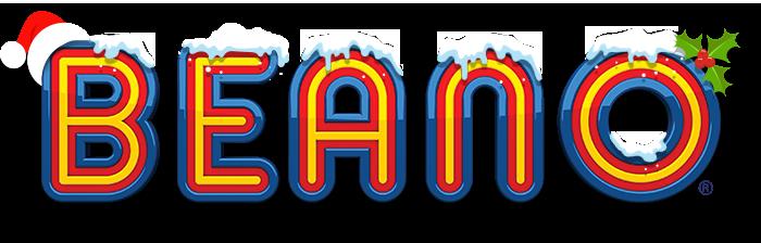 Beano Christmas Logo
