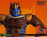 BeastWars-Dinobot