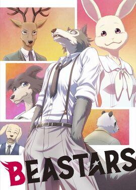 Visual Key 2 Beastar (Anime)