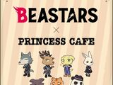Beastars x Princess Cafe