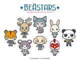 Beastars Design Produced by Sanrio
