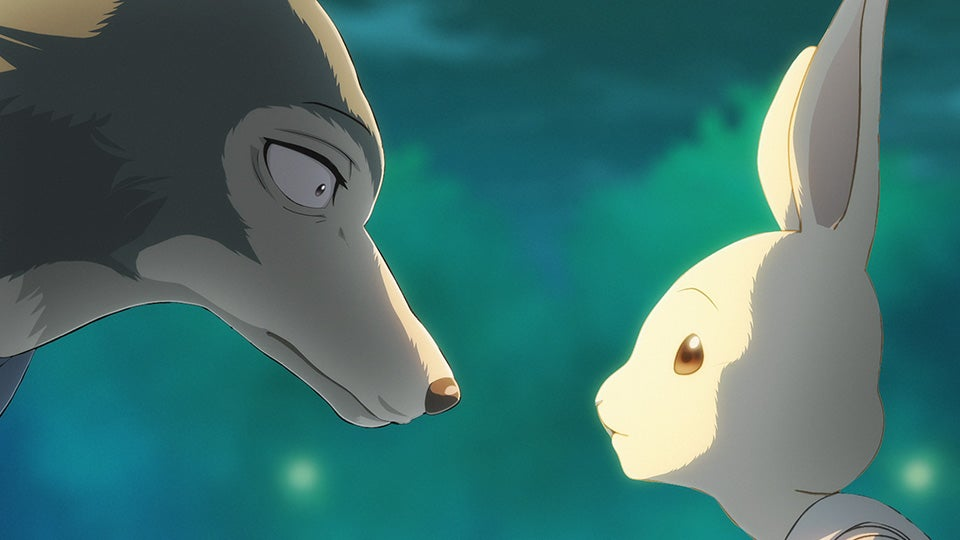 Image result for beastars anime