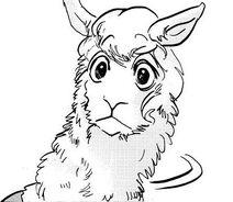 Rostro de Tem (Manga)