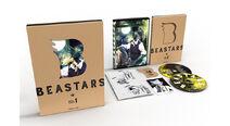 Beastars Vol.1 (Contenido)