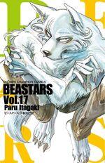 Beastars Vol. 17 (Portada)