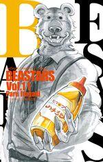 Beastars Vol. 11 (Portada)