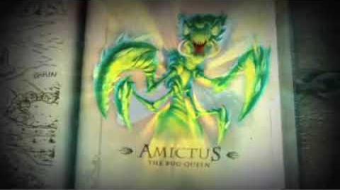 Amictus the Bug Queen
