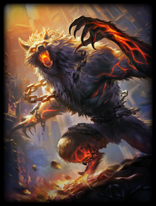 T Fenrir Default Card