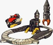 Omega Supreme Rocket Defense Base – Rocket – Tank Mode