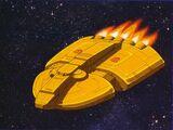 Ark, The Autobot Spacecraft