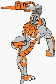 Maximal Armortiger