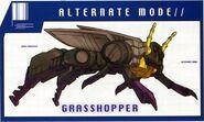 Kickback Grasshopper Mode