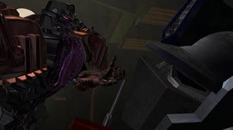 "BEAST WARS ""Megatron meets Optimus Prime"""