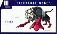 Pounce Puma Mode