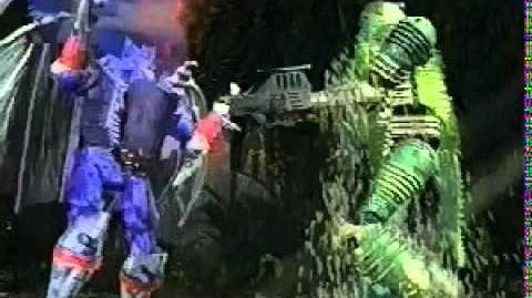 1996 Transformers Beast Wars Commercial