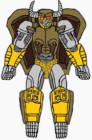Predacon Ironbison