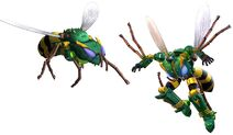 Waspinator in Transformers- Earth Wars
