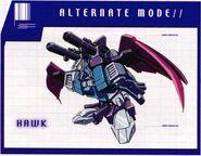 Wingspan Hawk Mode