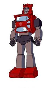 Autobot Cliffjumper (G1 cartoon)