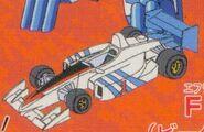 Mirage Formula 1 Racer Mode