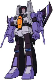 G1 Cartoon Skywarp