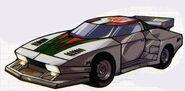 Wheeljack Race Car Mode