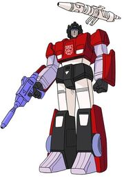 Autobot Sideswipe (G1 cartoon)