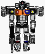 Maximal (Based on G2 Autobot)