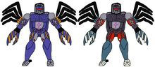 Predacons Frenzy and Rumble