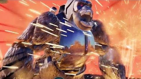 Transformers Forged to Fight - Optimus Primal Gameplay
