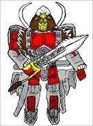 Beast Wars Magnaboss by BrianDuBose