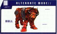 Tantrum Bull Mode